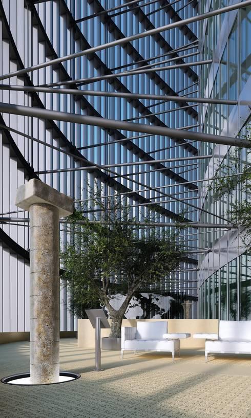 overzicht ruimte:   door ARX architecten