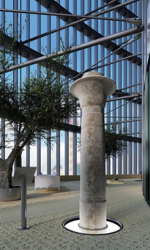 kolom:   door ARX architecten