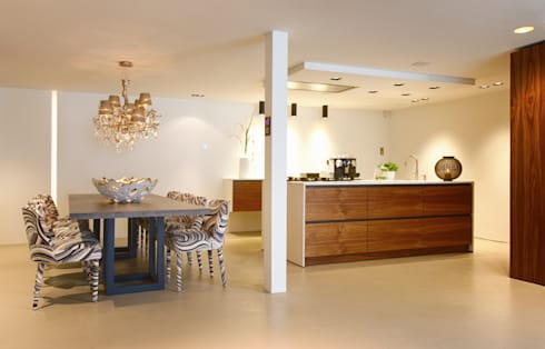 Kitchen: moderne Keuken door BB Interior