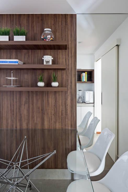 Apartamento MA: Cozinhas modernas por BEP Arquitetos Associados