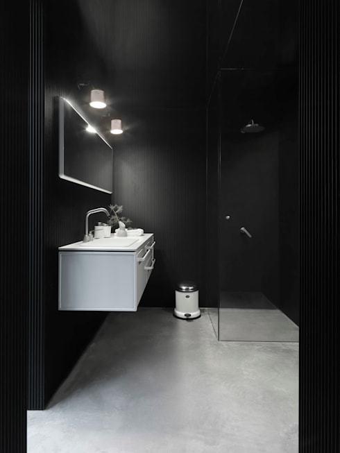 industrial Bathroom by Vipp