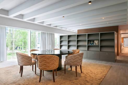 novartis pharma campus basel von iria degen interiors homify. Black Bedroom Furniture Sets. Home Design Ideas