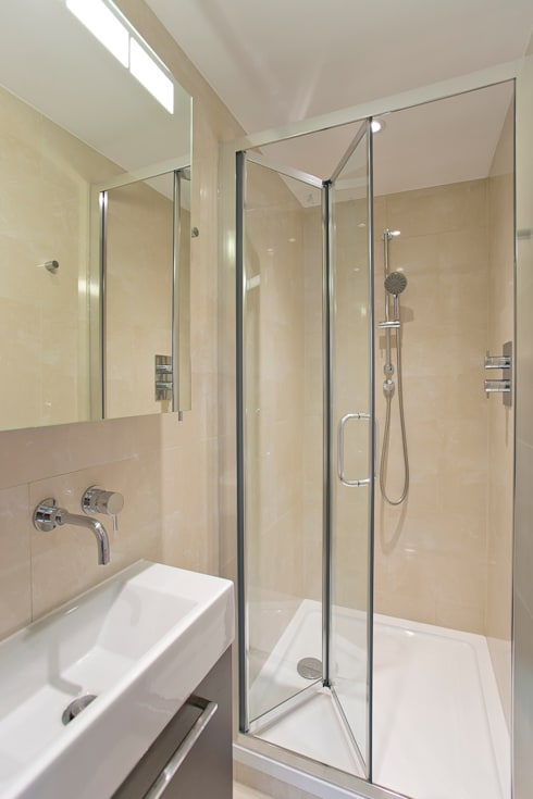 Bathroom by Temza design and build