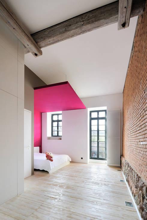 Projekty,   zaprojektowane przez anja thede architektur und kommunikation im raum