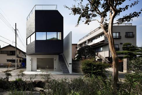 江戸川の家: RCageが手掛けたオフィススペース&店です。
