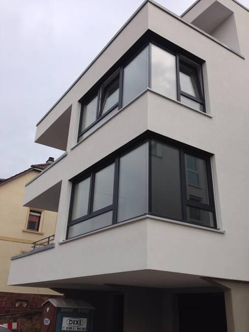 Wohnen bei karlsruhe von b ser architektur homify - Architektur karlsruhe ...