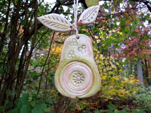 Garten dekoration baumschmuck von gedemuck homify - Dekoration garten ...