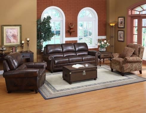 ddddd: modern Living room by Locus Habitat