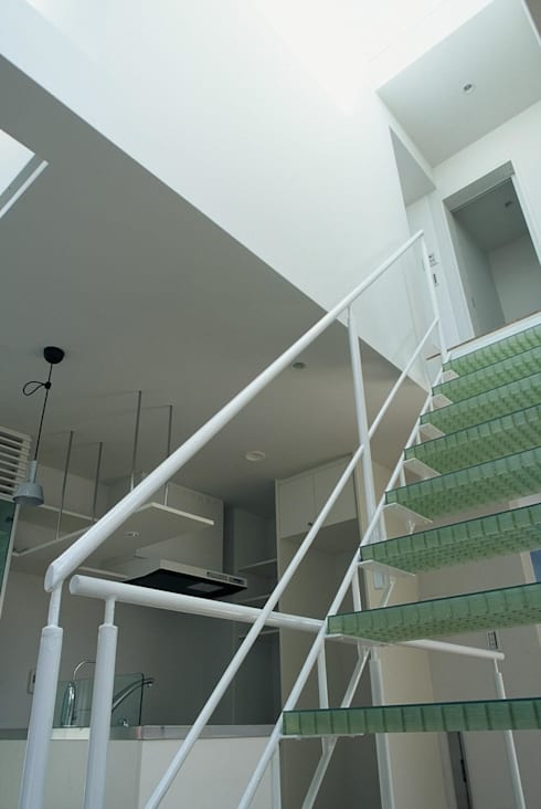 コトノハ舎: SOCIUS一級建築士事務所が手掛けた廊下 & 玄関です。