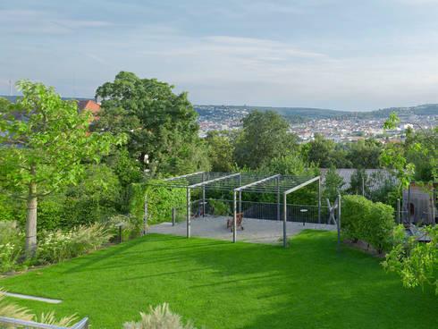 Schöne Aussichten. Modern Garden ...
