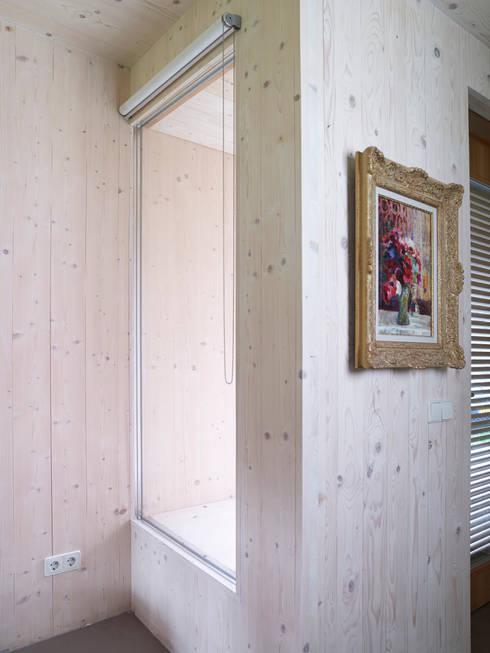 Projekty,  Sypialnia zaprojektowane przez Thomas Kemme Architecten