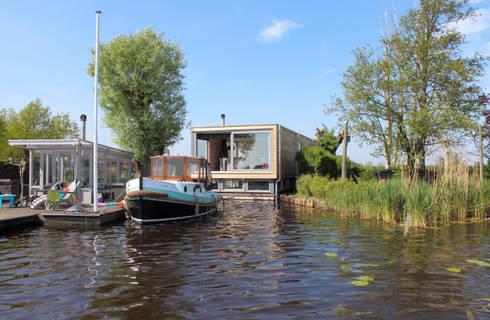 Woonark: moderne Huizen door Bob Ronday Architectuur