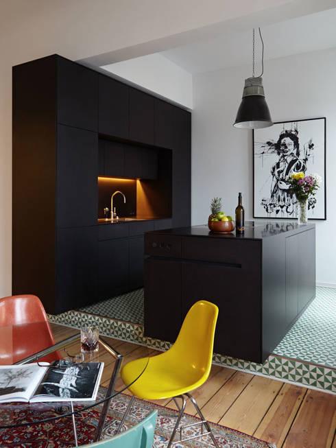 Wohnung M:  Küche von IFUB*