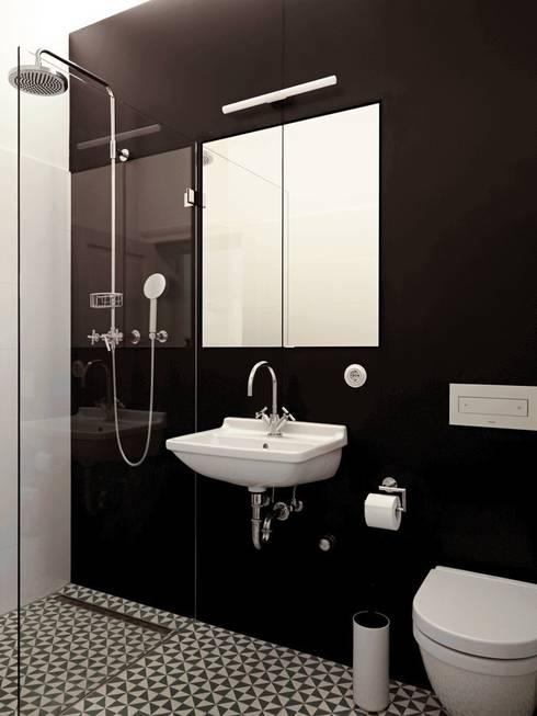 Wohnung M:  Badezimmer von IFUB*