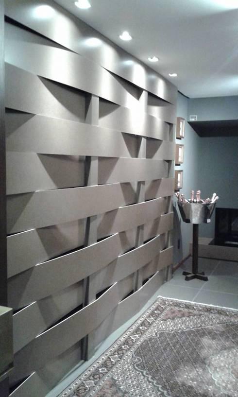 Hogar de estilo  por Interior Design Christiano Carvalho