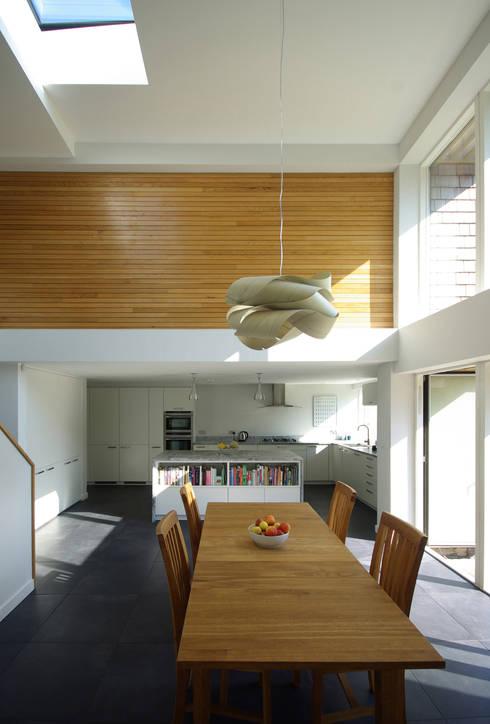 Projekty,  Jadalnia zaprojektowane przez Designscape Architects Ltd