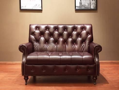 dd: classic Living room by Locus Habitat