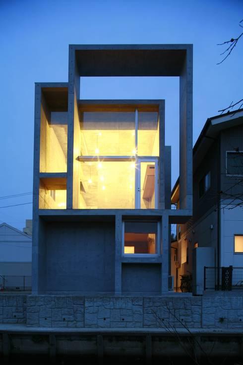 Houses by 白根博紀建築設計事務所