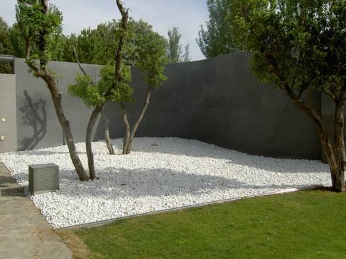 Diferentes proyectos de jardines y terrazas de iglesias for Diferentes jardines
