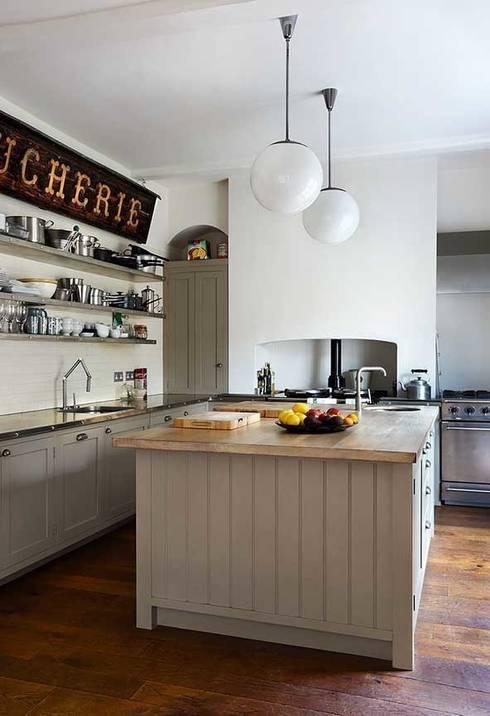 Chichester Town House:  Kitchen by Tim Jasper