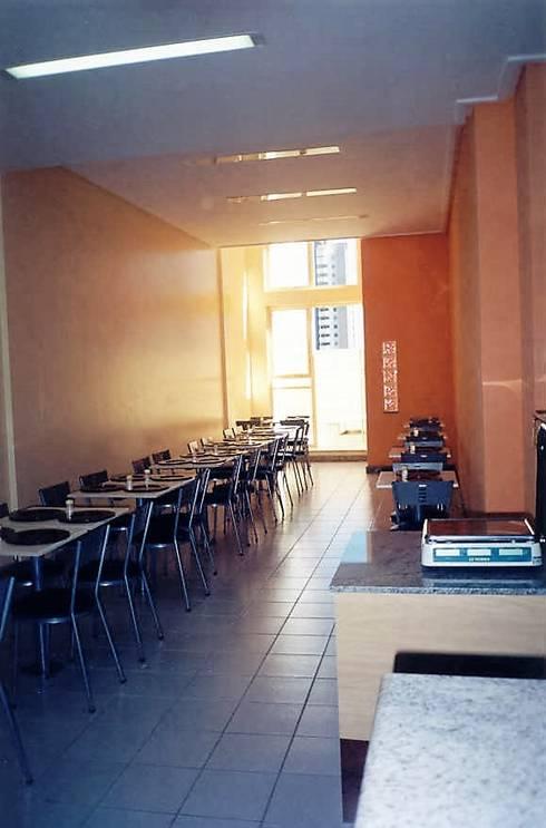 Projeto 3, Brasil: Espaços de restauração  por Ana Cristina Daré