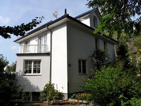 Neubau einfamilienhaus in falkensee bei berlin by encon for Einfamilienhaus falkensee