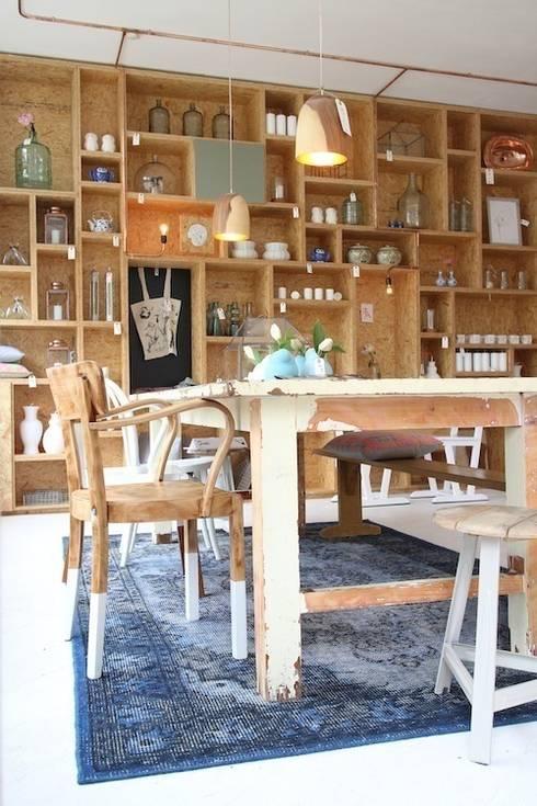 Boterham Amsterdam :  Bars & clubs door OneSevenTree