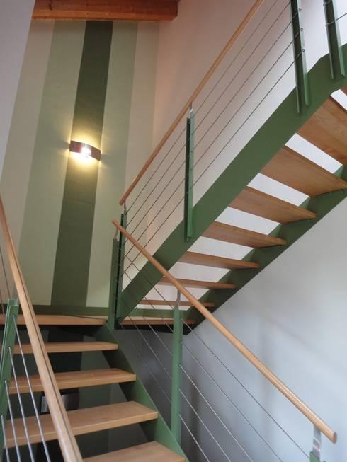 innenarchitektur eines einfamilienhauses in regensburg by, Innenarchitektur ideen