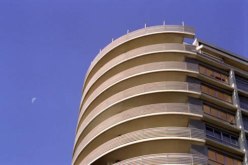 Edifício Ducale | Residencial – Rua Peixoto Gomide: Casas modernas por ARQdonini Arquitetos Associados