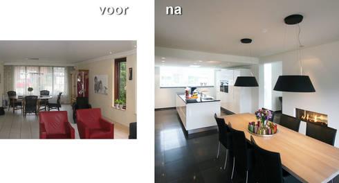 Aanbouw woning Landgraaf:   door SeC architecten