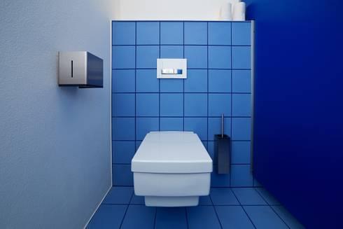 ffentliche wc anlage der emmauskirche by archetrans e v. Black Bedroom Furniture Sets. Home Design Ideas