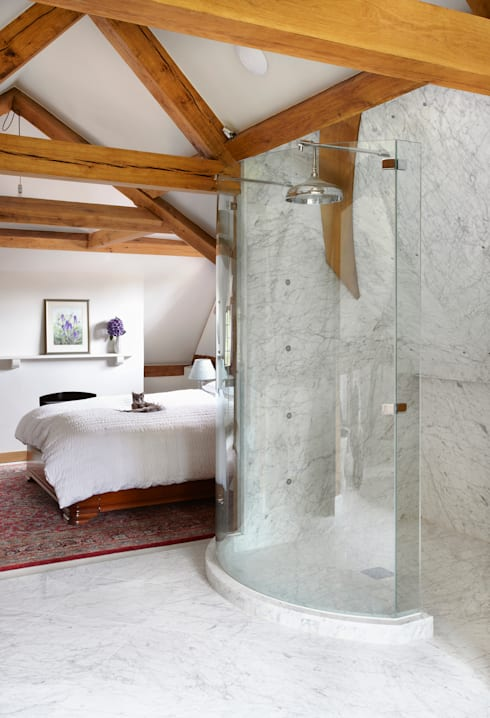 Salle de bain de style  par Drummonds Bathrooms