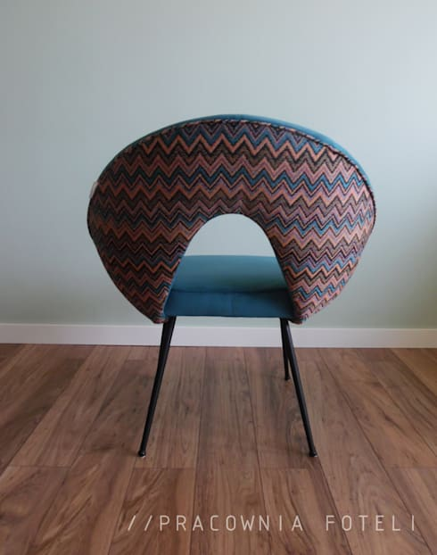 Fotele I Inne Meble Tapicerowane Von Pracownia Foteli Homify