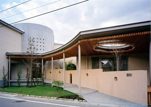 雁木のある家: たわら空間設計㈲が手掛けた家です。