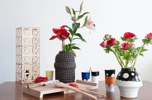 Woonaccessoires Design X Ambacht: industriële Keuken door Design X Ambacht