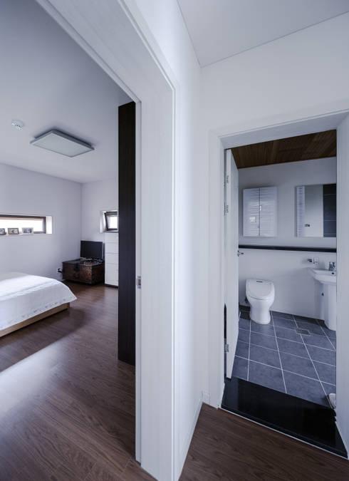 浴室 by KDDH Architects