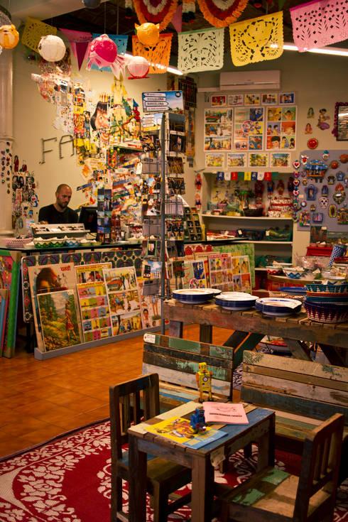 fotos de la tienda: Oficinas y tiendas de estilo  de Fantastik