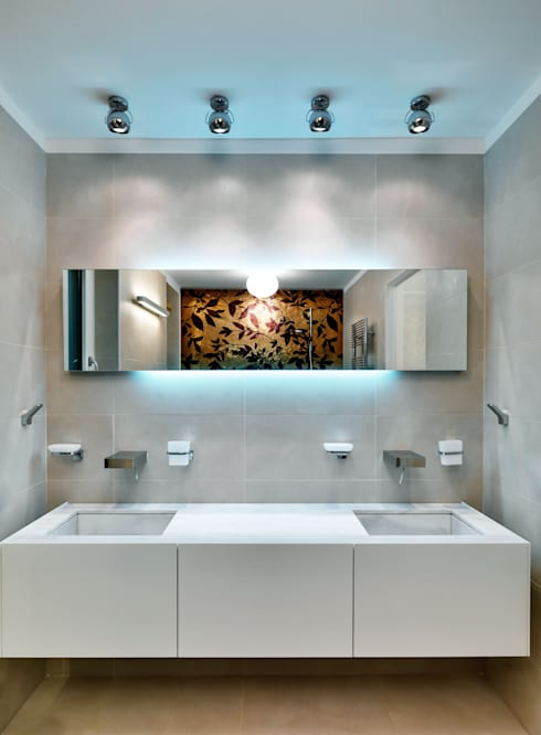 Badezimmer von Studio Marco Piva
