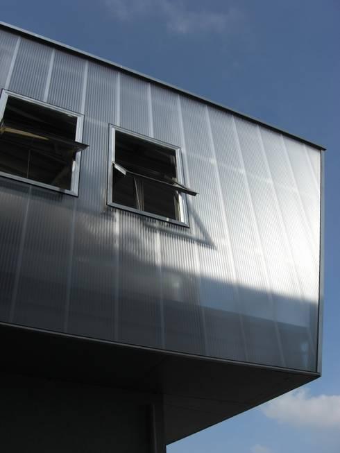 showroom f r einen anbieter von verpackungsl sungen von zikesch architekten und ingenieure. Black Bedroom Furniture Sets. Home Design Ideas