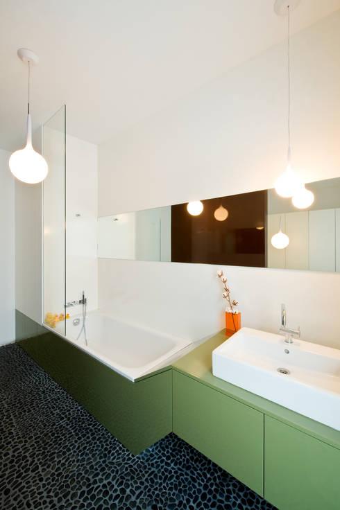 SEHW Architektur GmbH의  욕실