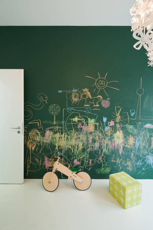 غرفة الاطفال تنفيذ SEHW Architektur GmbH