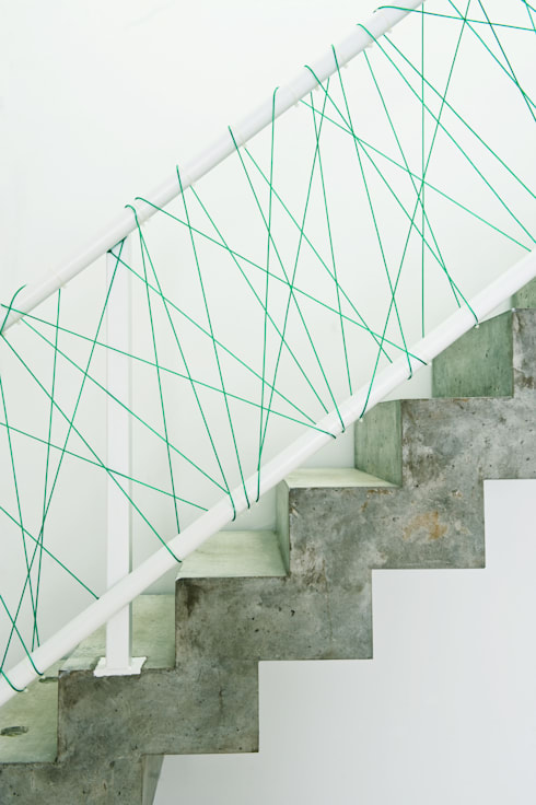 SEHW Architektur GmbHが手掛けた廊下 & 玄関