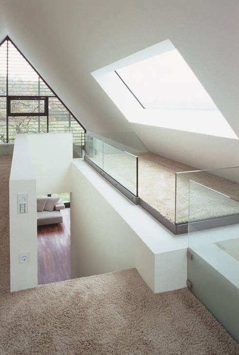 Galerie:  Flur & Diele von Markus Gentner Architekten