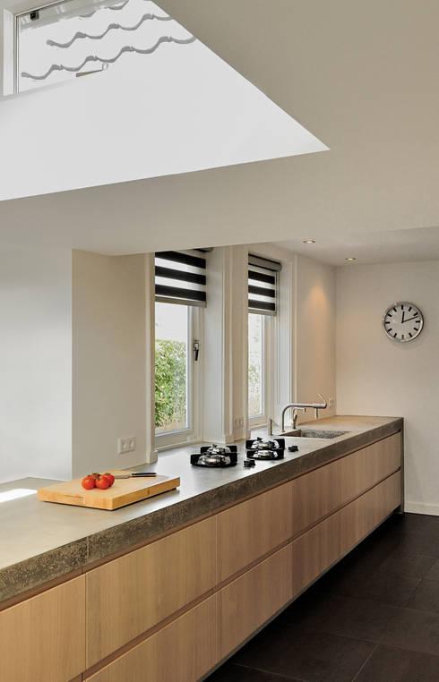 Keuken verbouwing:  Keuken door Bob Ronday Architectuur