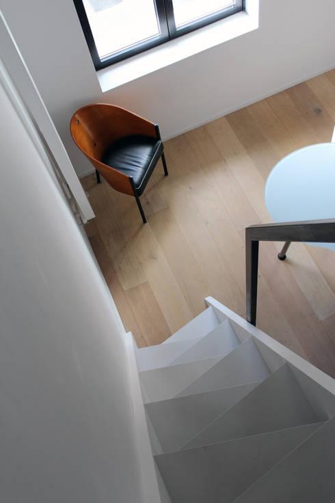 Rénovation d'une maison - TOULOUSE: Bureau de style  par Atelier d'architecture Pilon & Georges