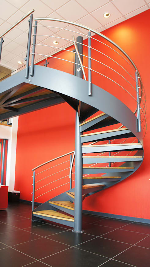 Corridor, hallway & stairs  by Complete Stair Systems Ltd