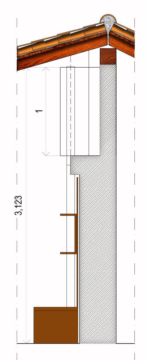Casa a l di adriano palmarini architetto homify - Casa in muratura portante ...