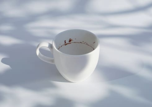 Tiny landscape in a coffee cup: Studio Yukihiro Kaneuchiが手掛けたダイニングルームです。