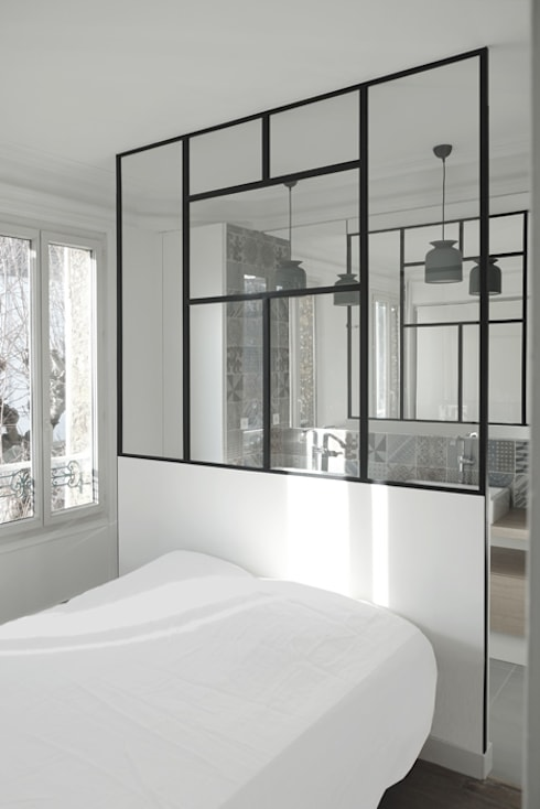 Bedroom by Yeme + Saunier