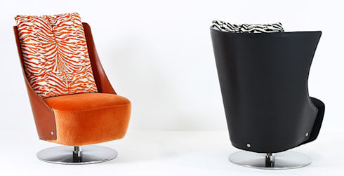 relaxsessel von homify. Black Bedroom Furniture Sets. Home Design Ideas
